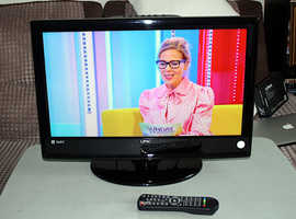 UMC 21.6 inch LCD TV with Freeview
