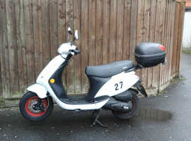 Sinnis Street 50cc Learner legal