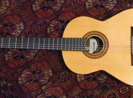 Admira 'Avila'Spanish classical guitar-top of-line EXC+