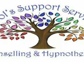 Counselling and hypnotherapy services