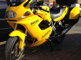 Ducati ST4  Sports Tourer 916cc