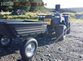 QUAD TRAILER ATV TRAILER | MOWER TRAILER | EQUESTRIAN OFF ROAD TRAILER | STABLES  | FREE DELIVERY!