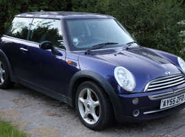 MINI, 2005 (55) Purple Hatchback, ideal for project or spares/repairs