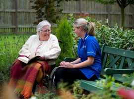Providing a professional and personal home care service