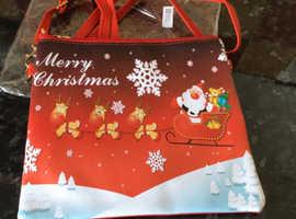 Lovely BRAND NEW Christmas bag. Ideal gift