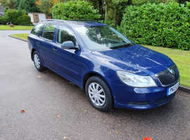 2013 (13) SKODA OCTAVIA 1.6 S TDI CR S-A 105BHP ESTATE 5DR MOT JUN 21 HPI CLEAR