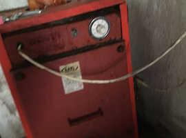 Heatmaster  50 Oil Boiler