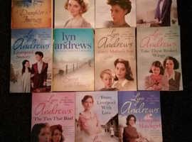 Lyn andrews book