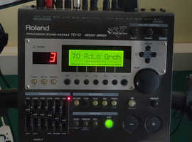 Roland TD12 Drum Module