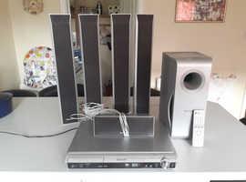 Panasonic DVD HomeTheater sound system SA-HT990