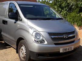 Hyundai Comfort ILOAD, Panel Van, 2011, Manual, 2497 (cc) LOW MILEAGE