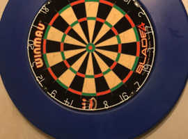 Dartboard and surround