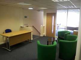 Office Space suite available in Dunstable