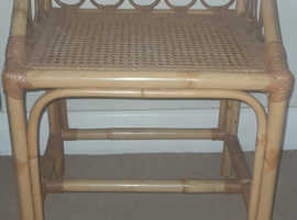 Wicker Table, Excellent Condition