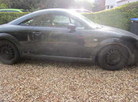 Audi TT, 2005 (05) Green Coupe, Manual Petrol, 119,000 miles