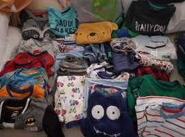 Needed. Children's clothing and shoes