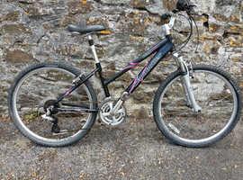 Lady's Claud Butler Aluminium mountain bike