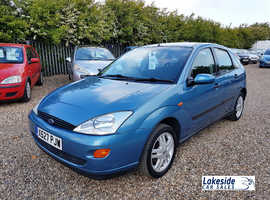 Ford Focus LX 1.6 Litre 5 Door Hatch, Automatic Gearbox, New MOT, Nice Condition, Service History.