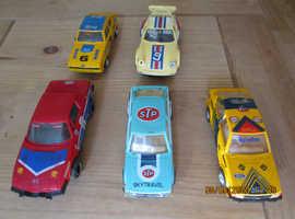 Scalextric cars #1 plus more