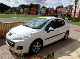 Peugeot 207 S HDI 68, 2011 (11) White Hatchback, Manual Diesel, 83,458 miles