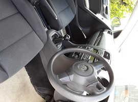 Volkswagen Golf, 2009 (09) Silver Hatchback, Manual Diesel, 167,000 miles