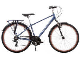 Man's Raleigh Voyager Trail Hybrid Cycle