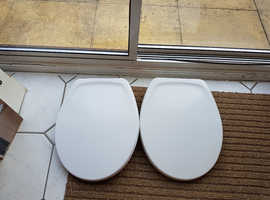 ROCA Toilet seats (x2) Will sell separately £20 and £15