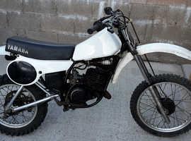YAMAHA YZ 80 1981