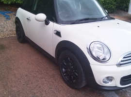 Mini MINI, 2011 (61) White Hatchback, Manual Petrol, 60,377 miles