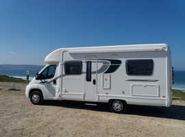 2013  Swift/Bessacarr E454  4 Berth Motorhome with 4 Seat Belts and less than 20K miles.