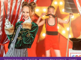 Guildford Spectrum Wonderful World of Circus Workshop (5 - 12 years)