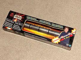 Hasbro 1999 Star Wars: The Phantom Menace Darth Maul Electronic Lightsaber