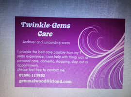 Twinkle-Gems Care/cleaning