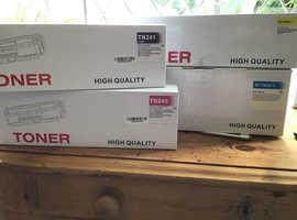 Brother compatible toner full set bargain price