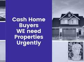 Properties wanted to Buy All Areas, any condition Fast Sale