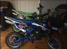 49cc mini moto x2