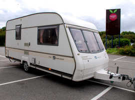 Bailey Pageant 2 berth caravan