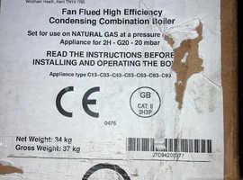 Alpha E-Tec 28 Boiler
