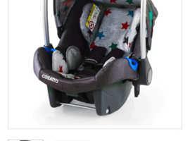 LIKE BRAND NEW BABY CARSEAT