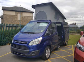 NEW WELLHOUSE FORD MISANO LWB IN DEEP IMPACT BLUE 2.0 130PS EURO 6 READY DEC ONLY £39,995