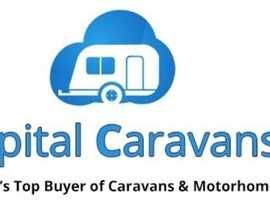 Motorhomes and tourer caravan £