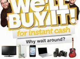 looking to SELL YOUR GOODS URGENTLY, we BUY EVERYTHING
