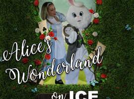 ICE GLITZ PRODUCTIONS PRESENTS - ALICE'S WONDERLAND ON ICE