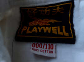 playwell training suit