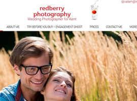 Wedding photographer for Kent