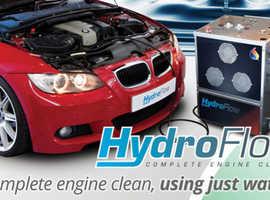 Hydroflow Engine/DPF Carbon Clean Service Centre