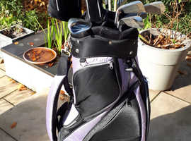 Ladies Voit V7 RH Golf Club Set