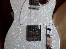 Harley Benton TE-60 Perloid Deluxe Edition