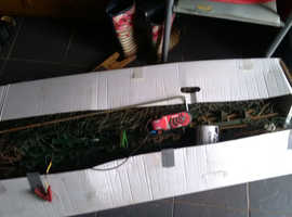 Electric fence, complete kit