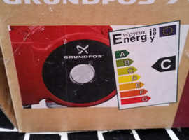 Used GRUNDFOS SUPER SELECTRIC UPS 15 60 PUMP GENUINE ORIGINAL PUMP